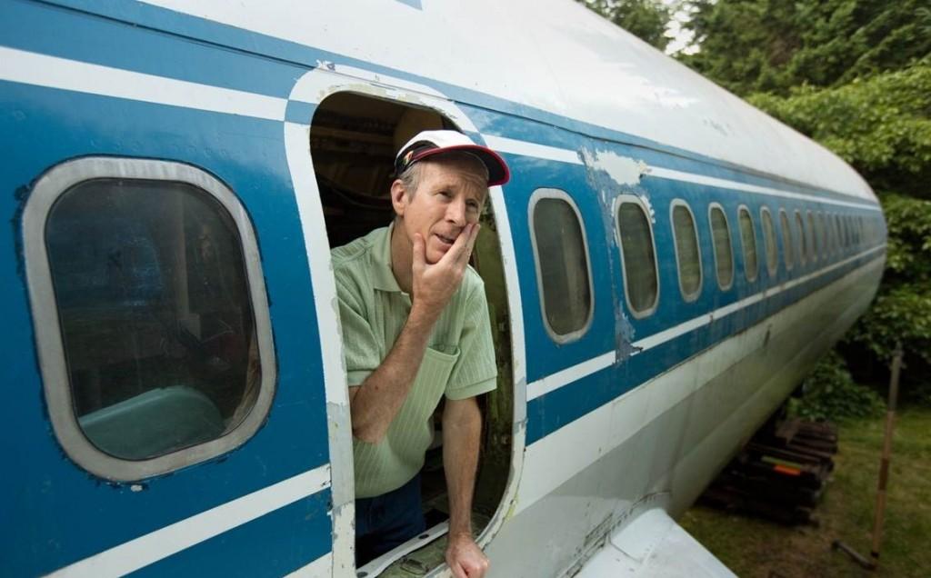 Дом-самолёт